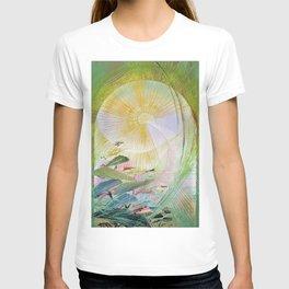 12,000pixel-500dpi - Japanese modern interior art #61A T-shirt