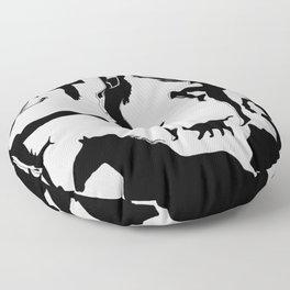 Fylgjur Floor Pillow