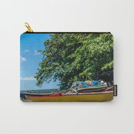 Traditional Filipino Kayak Carry-All Pouch