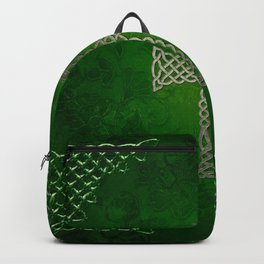 Wonderful celtic cross Backpack