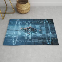 Virtual Dreams Reloaded Rug