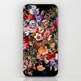 Midnight Garden VII iPhone Skin