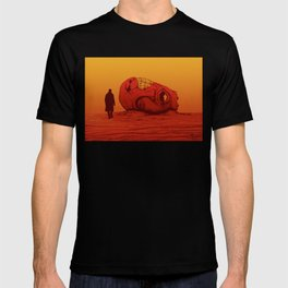 THE WASTELAND - BLADE RUNNER 2049 T-shirt