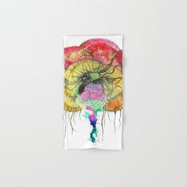 Heavy Thoughts Hummingbird Hand & Bath Towel