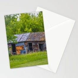 Textures, Ruso, North Dakota Stationery Cards
