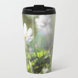 Wind flower in love Travel Mug