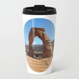 Moab Arches National Park Travel Mug