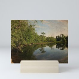 Concord River Mini Art Print