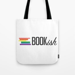 Bookish and Proud Tote Bag
