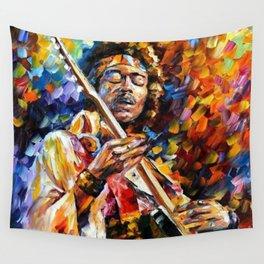 Halo Jimi Wall Tapestry