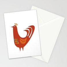 Holiday 2015: Bird Stationery Cards