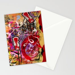 An Expose Of Uncalculated Whimsy Stationery Cards