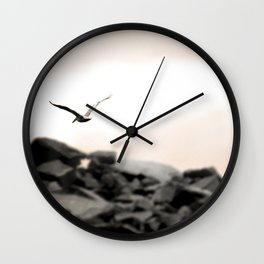 Life of Plenty, Pelican, Oregon Wall Clock