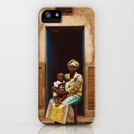P R O V I S I O N iPhone Case