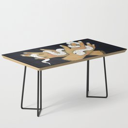 Hands Coffee Table