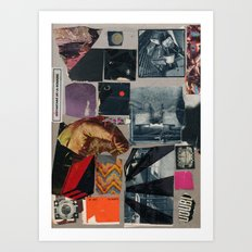 Paperpartisan 68 Art Print