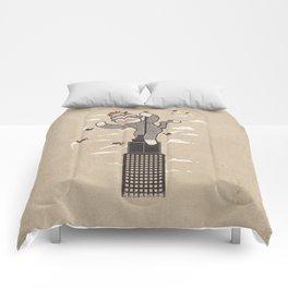 Sock Monkey Comforters