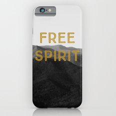 Free Spirit iPhone 6s Slim Case