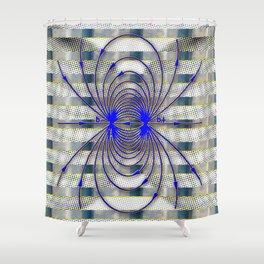Figure 43 (Diagram Series) Shower Curtain