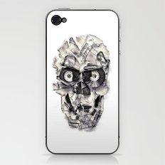 Home Taping Is Dead iPhone & iPod Skin