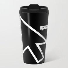 Cursor Metal Travel Mug