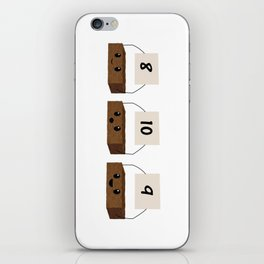 Brownie Points iPhone Skin