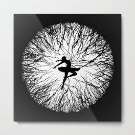 Les Bois de L'ombre Metal Print