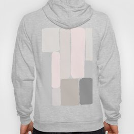Soft Pastels Composition 2 Hoody