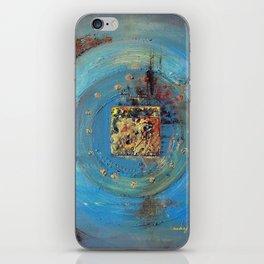Of the Earth 4 by Nadia J Art iPhone Skin