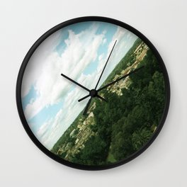 /Horizon/ Wall Clock
