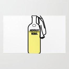 Absolut Rebel Rug