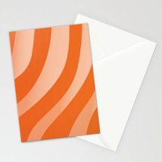 Salmon Sashimi Stationery Cards