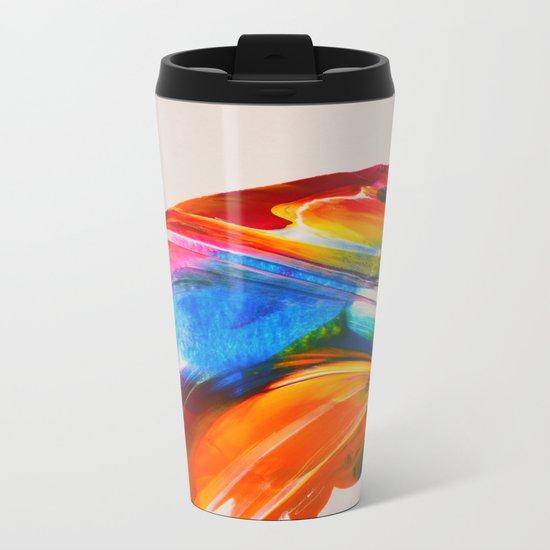 °untitled° Metal Travel Mug