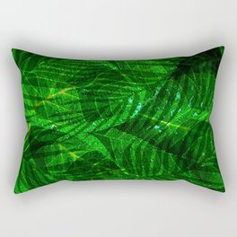 Leaves V12WL Rectangular Pillow