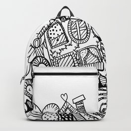 Love my home Backpack