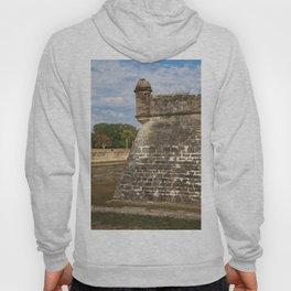 Castillo de San Marcos Hoody