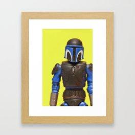 ROLE MODEL FETT Framed Art Print