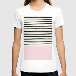 Bubblegum x Stripes T-shirt