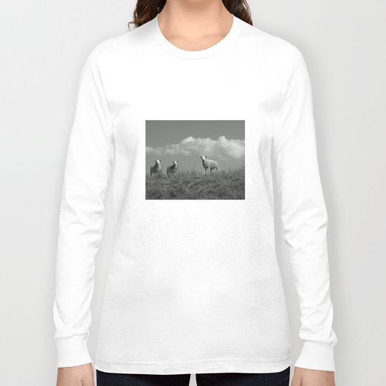 Still waiting for what is to come Long Sleeve T-shirt