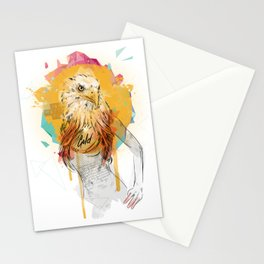 Animal Instincts Eagle Stationery Cards