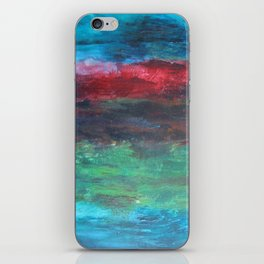 Sea Sunset iPhone Skin
