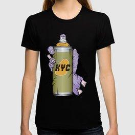 KYC can T-shirt