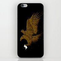 hunting iPhone & iPod Skins featuring Hunting by Flying Mouse 365