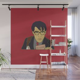 MAX FISCHER FROM RUSHMORE (color) Wall Mural