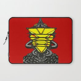 The Voice That I Have Made Laptop Sleeve
