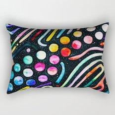 Rainbow Galaxy 1.0 Rectangular Pillow