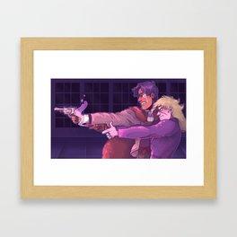 Speedie Framed Art Print
