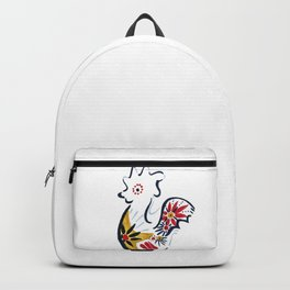 Chill Funky Chicken Backpack