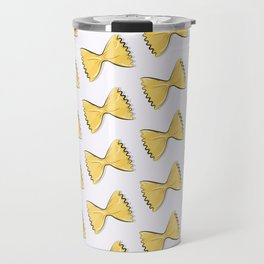 Pasta bow Travel Mug