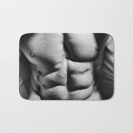 Muscular Torso Bath Mat